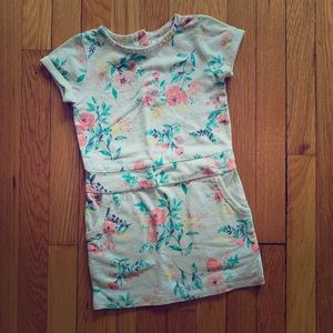 Dress by Carter's 4T floral tunic